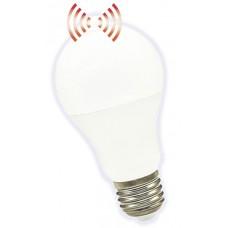 LAMPARA CON SENSOR DE MOVIMIENTO - 10 W